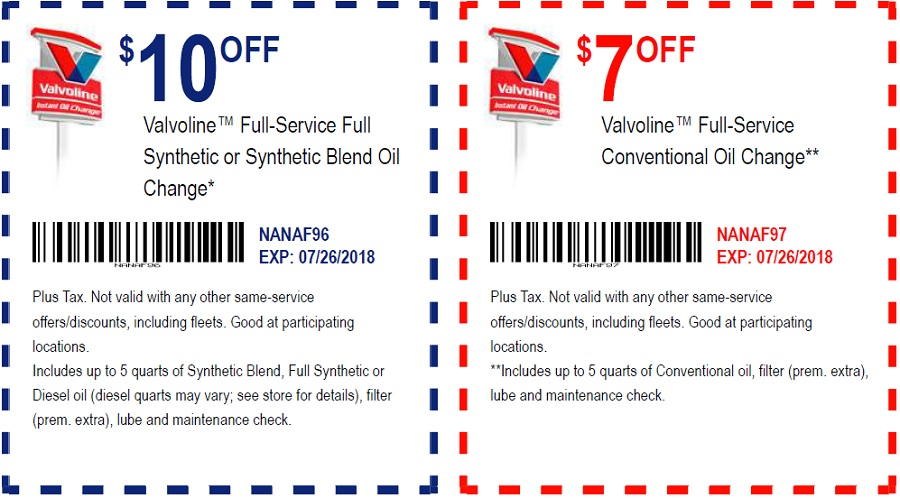photo relating to Valvoline Instant Oil Change Coupons Printable referred to as Valvoline Discounts - $10 OFF Oil Variation Coupon