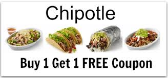photo relating to Chipotle Printable Coupon known as Chipotle Mexican Grill Coupon codes and BOGO Absolutely free Burrito or Tacos