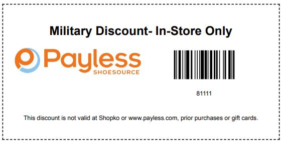 Payless Shoes Coupons and Coupon Codes