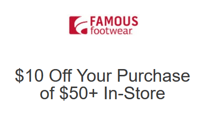 picture relating to Famous Footwear Coupons Printable referred to as Popular Sneakers Offers - Up towards 30% Off Boots and Booties