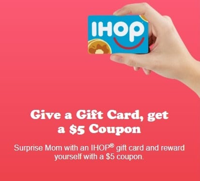 photo relating to Ihop Printable Coupons known as IHOP Offers - $5 OFF or 10% OFF Coupon and Cost-free Pancakes
