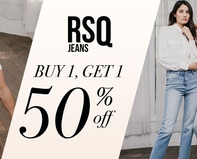 photograph regarding Tilly Printable Coupons named Tillys Sale - 20% OFF Coupon and BOGO 50% OFF RSQ Denims
