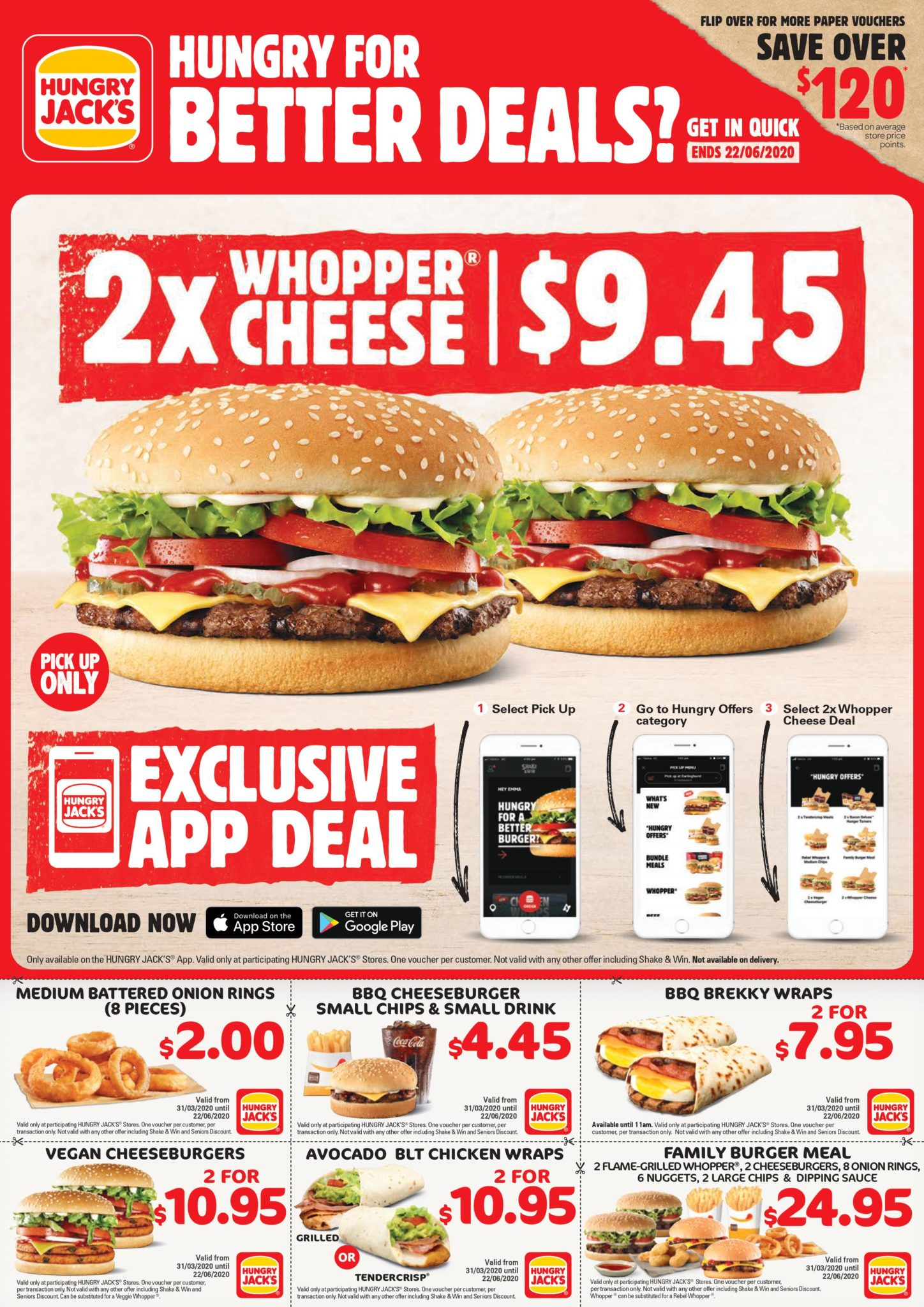 Hungry Jacks Coupons